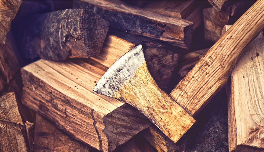 How to buy the right logs for your wood burning stove | Jotul