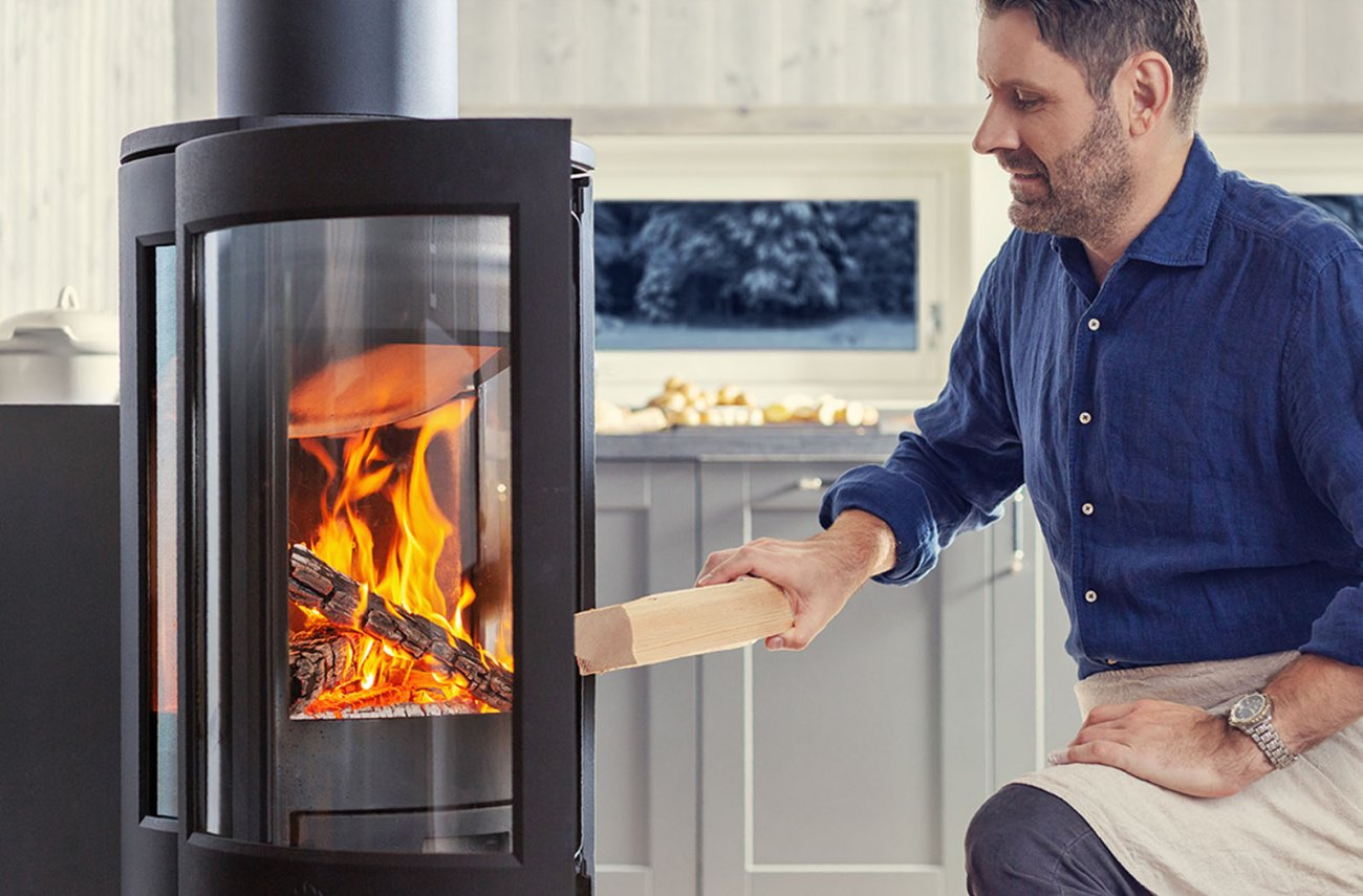 How A Wood Burning Stove Works Jotul
